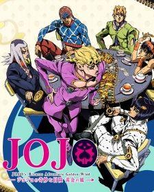 JoJo no Kimyou na Bouken: Ougon no Kaze (anime) - Shinden